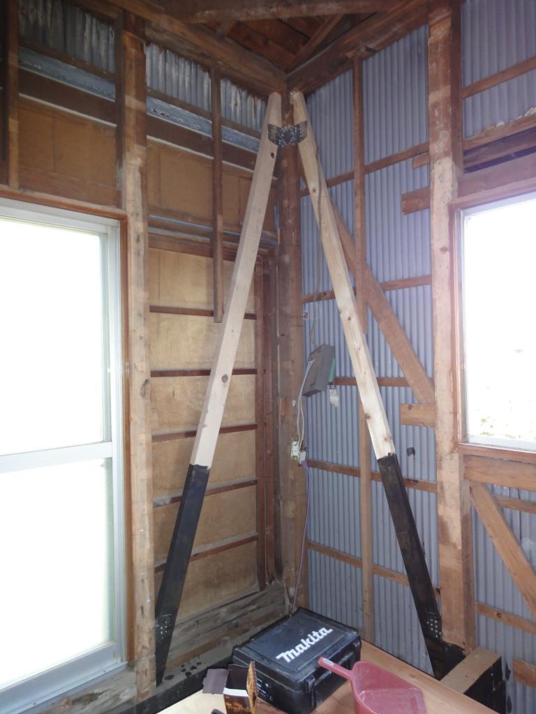 住まう人の安全・安心を考えるリフォーム!木造住宅の耐震補強工事