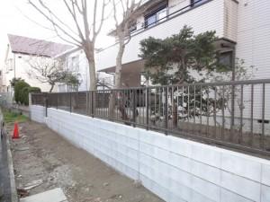 型枠ブロック,茅ヶ崎