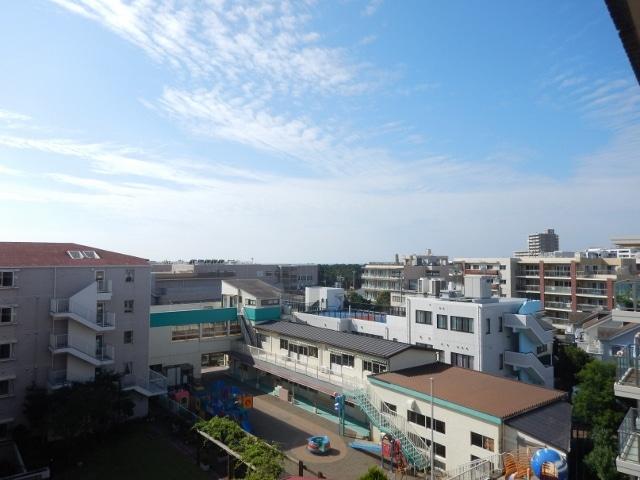 バルコニーからの眺望 (640x480)